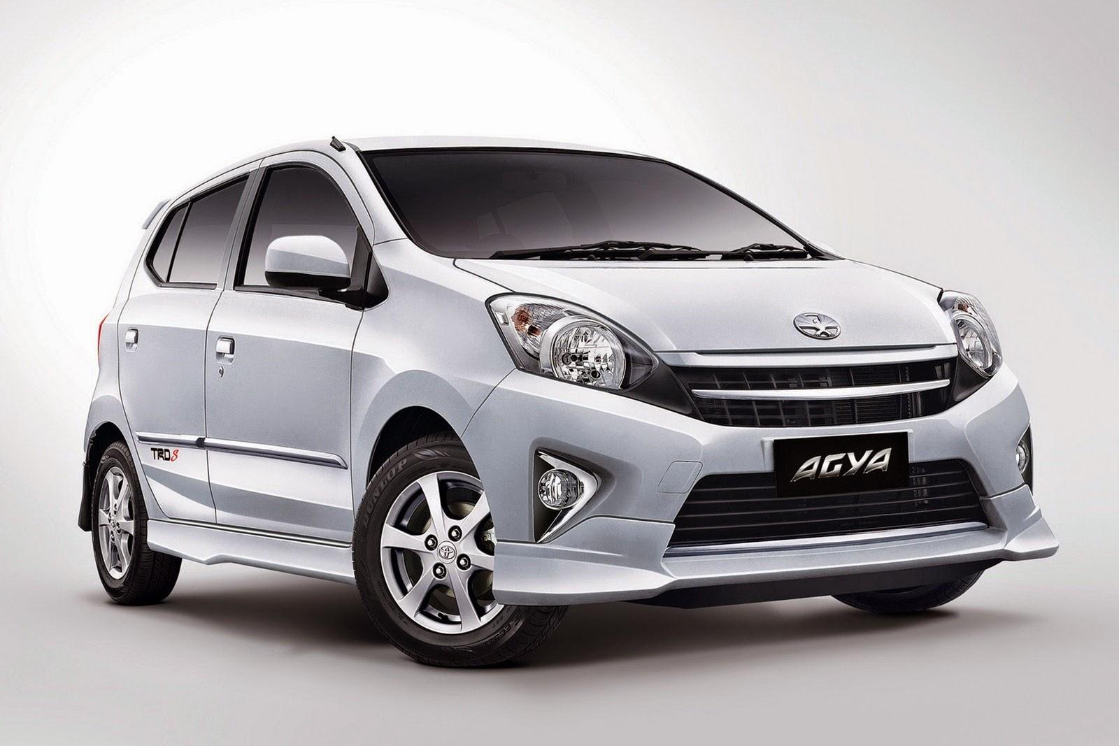 Latest Price Toyota Agya