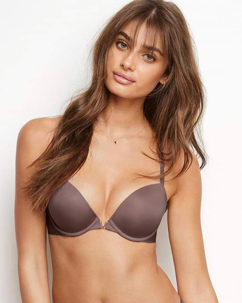 Taylor Marie Hill is a hot beauty
