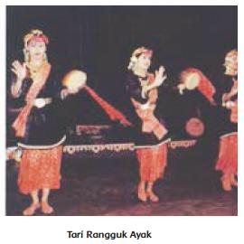 Tari Rangguk Ayak www.simplenews.me