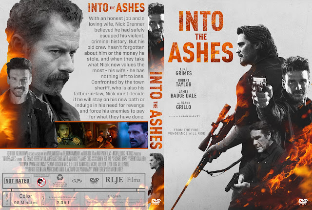 Into the Ashes DVD Cover