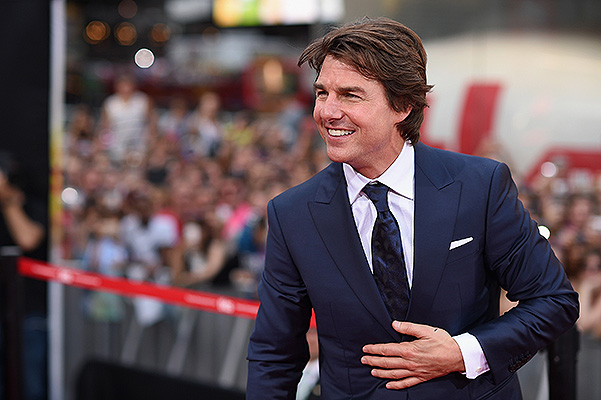 Mission Impossible-Rogue Nation Tom Cruise and others at the premiere