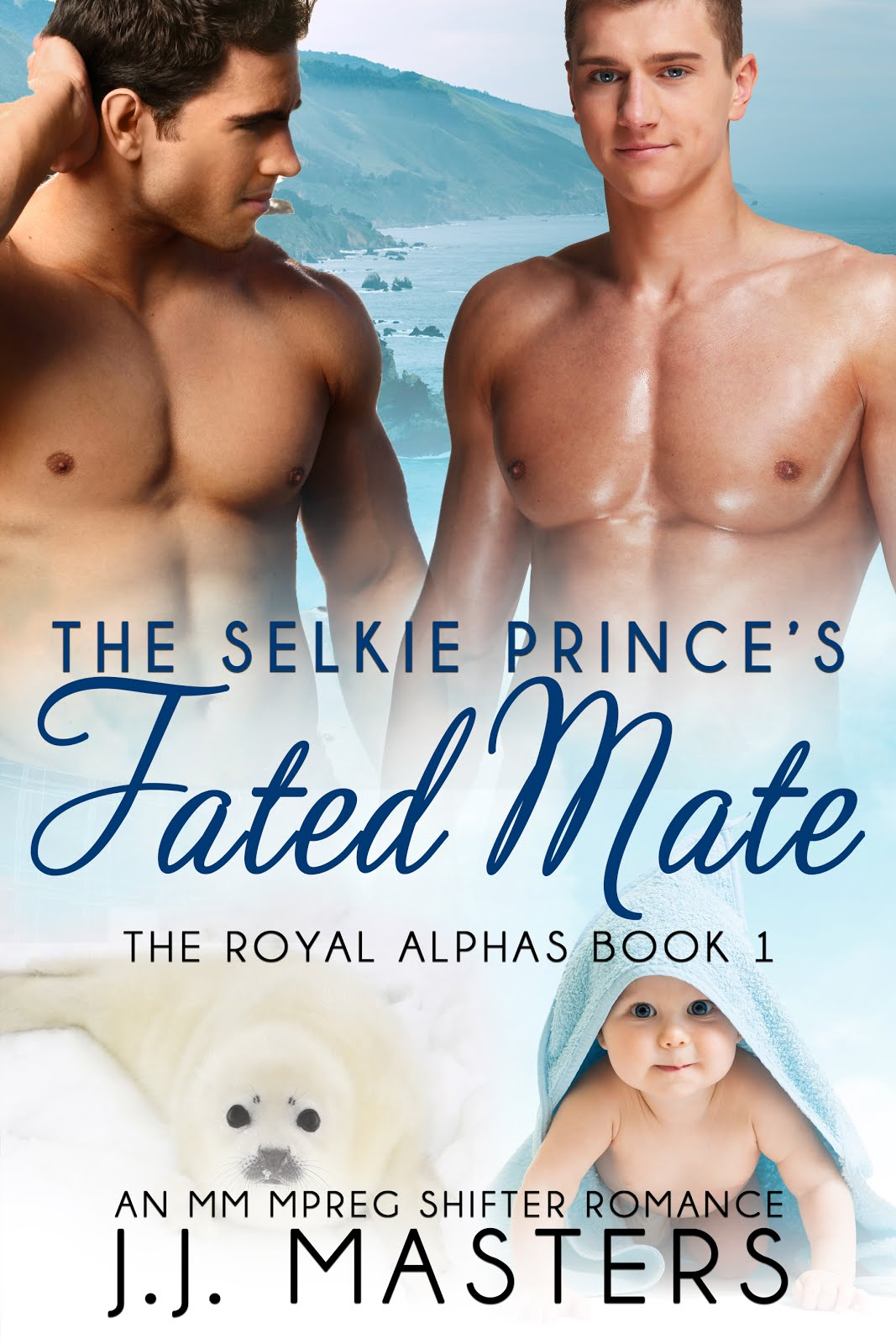 The Selkie Prince's Fated Mate