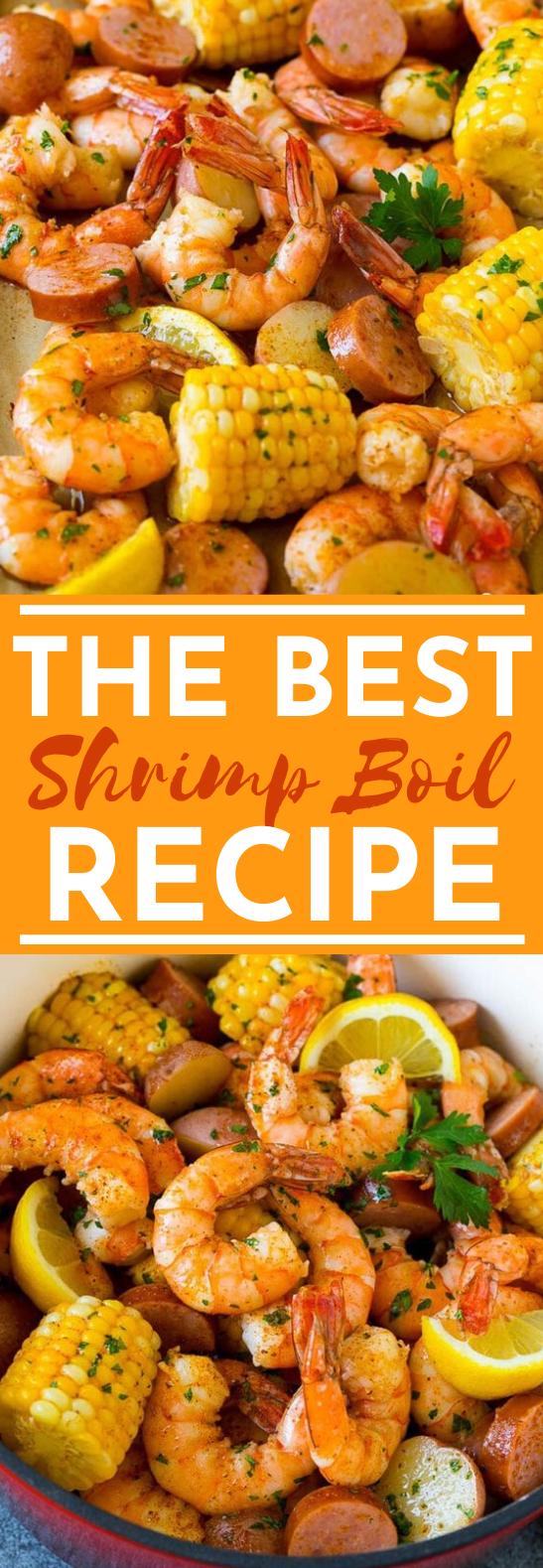 Shrimp Boil #dinner #seafood #shrimp #easy #recipes