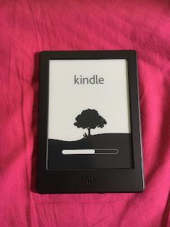 Kindleモデル選択で迷う人向けの記事③初期設定