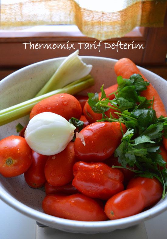Rich Tomato Conserve