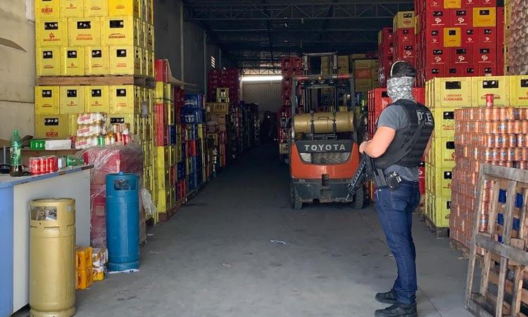 Comerciante investigado por envolvimento com tráfico é preso no Sudoeste da Bahia
