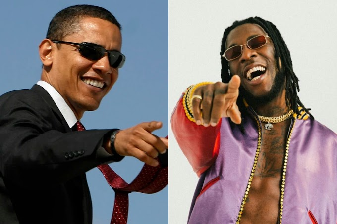 Barack Obama, Jay Z, Fat Joe, Akon Thinks Burna Boy Is African Fela Reborn