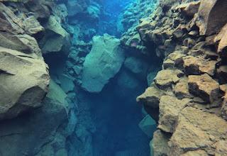Snorkel en Silfra. Parque Nacional de Thingvellir, Círculo Dorado de Islandia. Golden Circle Iceland.