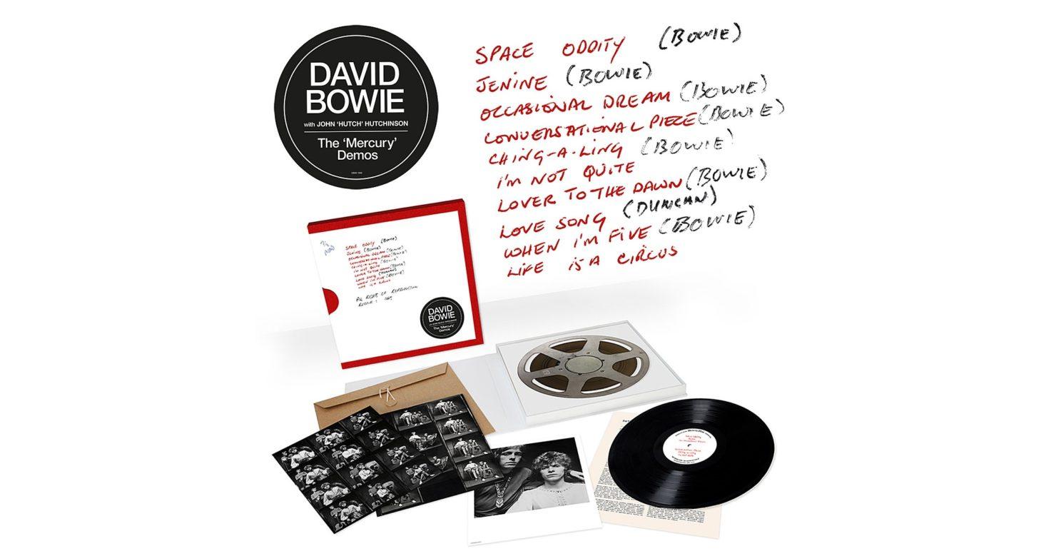 David Bowie: Disco com versões inéditas gravadas em 1969 será lançado somente em vinil