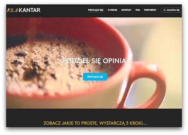 Zarobki w KlubKantar(wypłacalne strony, ankiety).