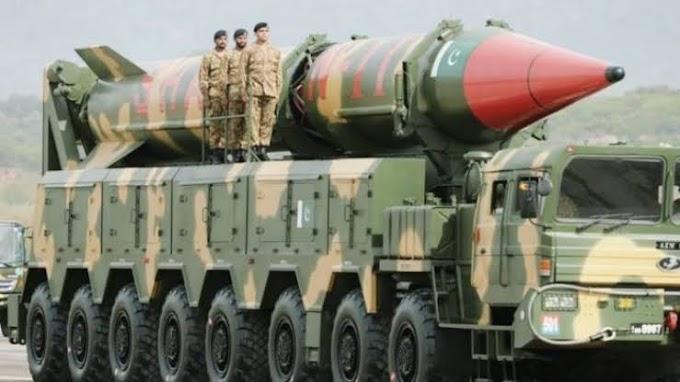 [New] Shaheen 3 Ballistic Missile Of Pakistan - Techno RIADS