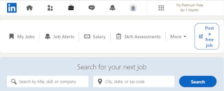 Situs lowongan kerja linkedin
