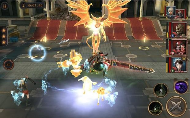 Final Fantasy Awakening MOD APK Terbaru v1.13.0 (God Mode)