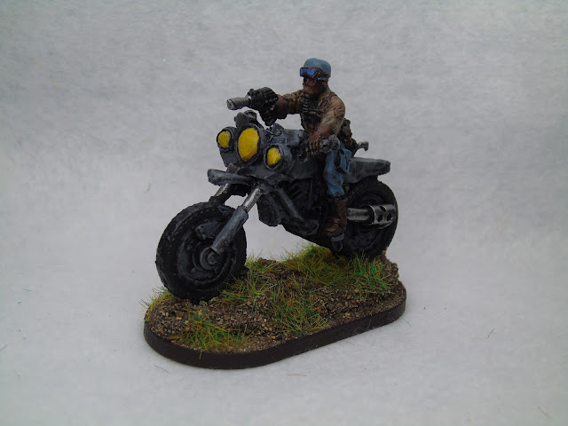 steel legion rough rider dispatch imperial guard comversion
