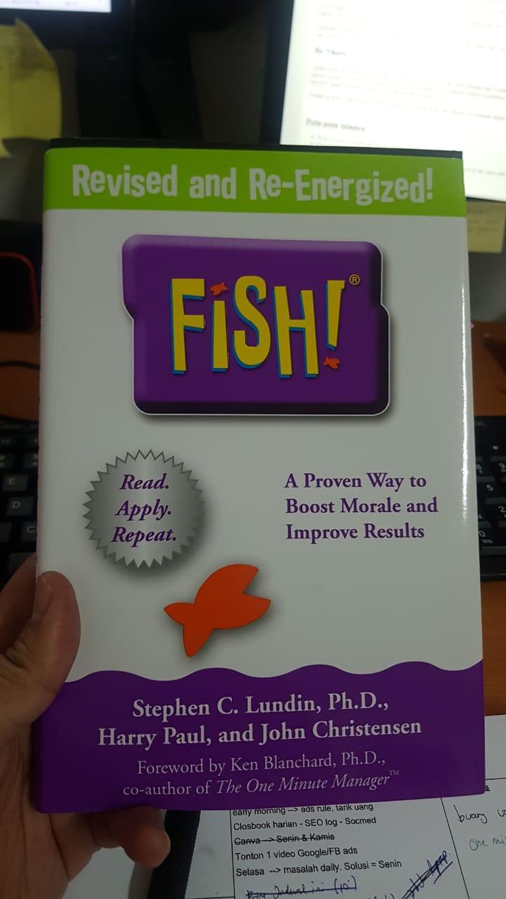 buku Fish!