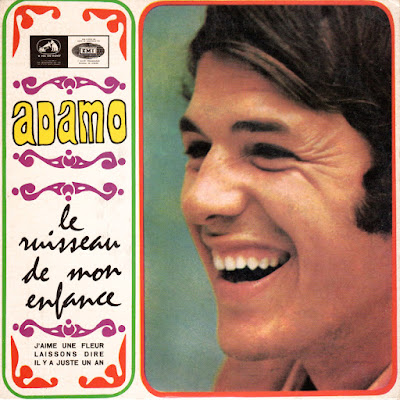Salvatore Adamo (Le Ruisseau De Mon Enfance) EP (1968)