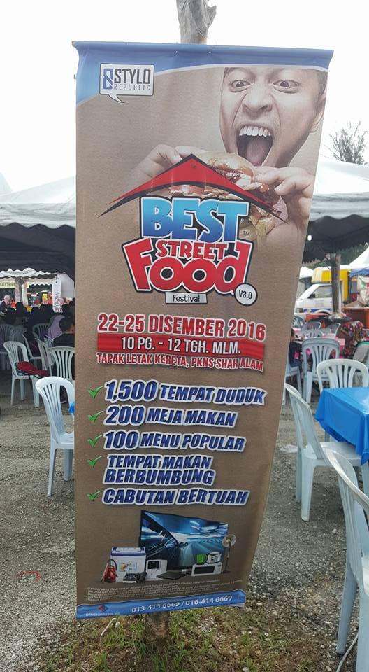 Best Street Food Shah Alam