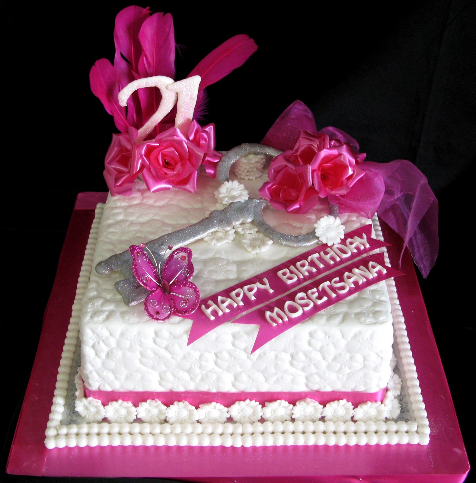 Special Occasion And Wedding Cakes: Sugarcraft By Soni: Birthday And Special Occasion Cakes
