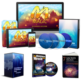 Manifesting Abundance - Three Steps to Getting Everything You Want Out of Life.