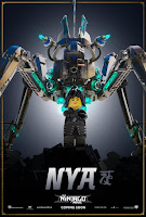 The Lego Ninjago Movie Poster 7