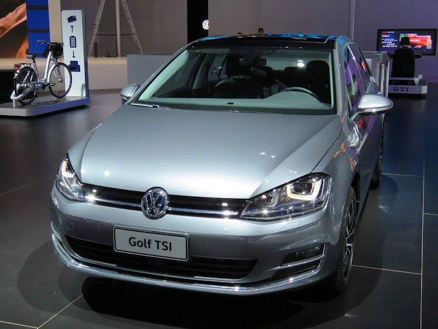 Volkswagen Golf TSI 2017 Automático