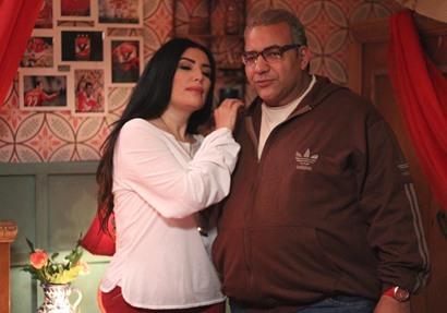 مغامرات بيومي فؤاد مع عبير صبري على MBC مصر