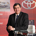 South African man becomes first African to land a top job at Toyota international