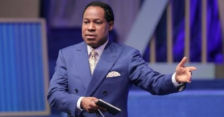 Pastor Chris Oyakhilome Says US Protests Are Not About Black Lives Matter But About Implanting Microchips