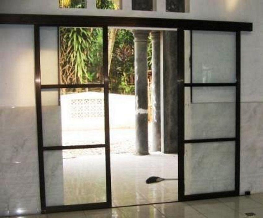 pintu dorong kaca 3