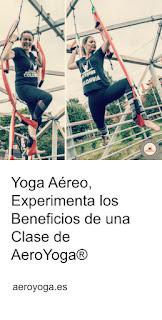 certificación aero yoga