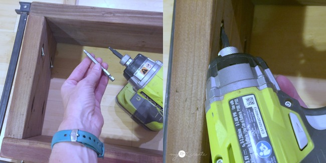 how to drill in pocket holes in a tight space