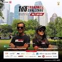 100K Treadmill Challenge – Run For Hope • 2021