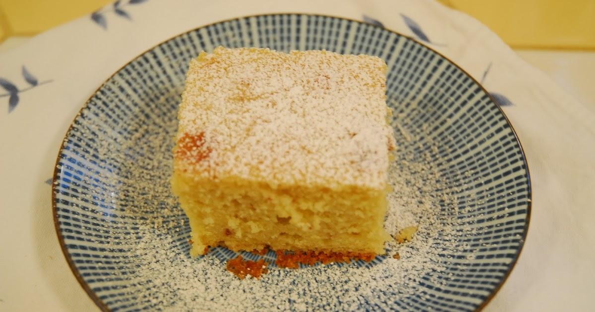 Korean Banana Cake Recipe: I'm Not Julia Child: Goguma (Korean Sweet Potato) Cake