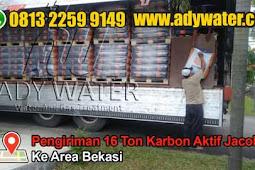 Jual Karbon Aktif di Padang ADY WATER | Harga Karbon Aktif Jacobi
