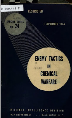 Enemy Tactics in Chemical Warfare