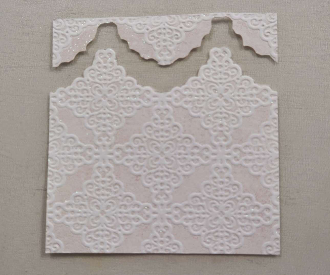 Flowers, Ribbons and Pearls: Tuesday Tutorial - Lace & Frills ...