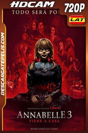 Annabelle 3 viene a casa (2019) 720p HDCAM Latino