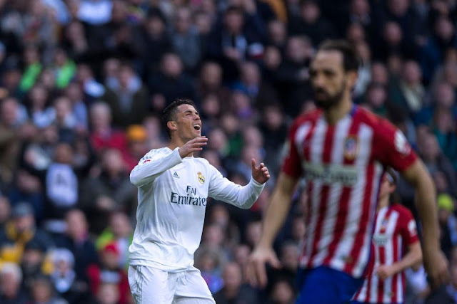 Ronaldo: Real Madrid would be top of La Liga if everyone was at my level