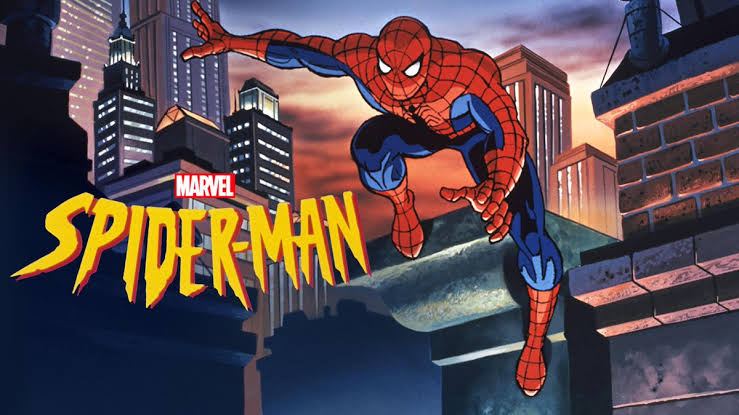 Spider Man Animated All Images In 720p