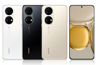 Huawei P50 full specifications