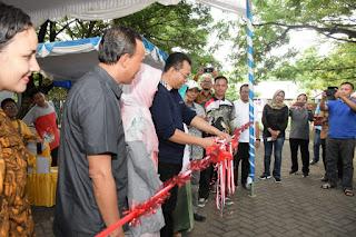 Gubernur NTB Resmikan Sekolah Berkuda Samawa Cendekia