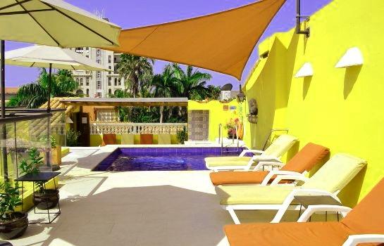 casa la fe Cartagena Hoteles
