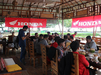 Honda Kalbar Fun Touring Bersama Komunitas ADV 150