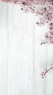 Wallpaper WA pemandangan bunga