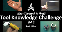 title page for tool knowledge challenge video