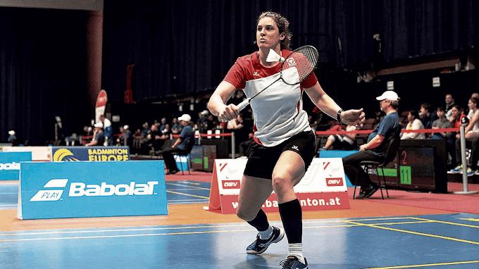 Katrin Neudolt: mejor deportista sorda de bádminton en Europa