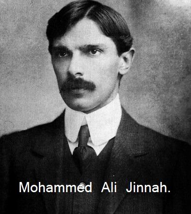 முகமது அலி ஜின்னா - Muhammad Ali Jinnah - பகுதி 2.