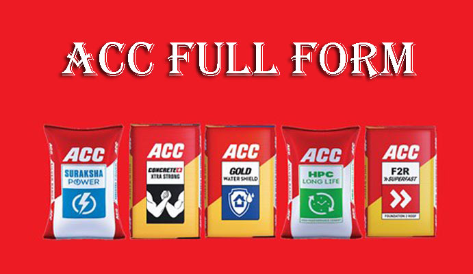 ACC Full Form in Hindi