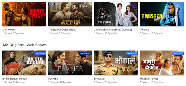 ALT Balaji Premium Account Free mx player