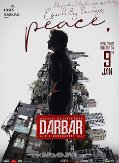 Darbar First Look Poster 5